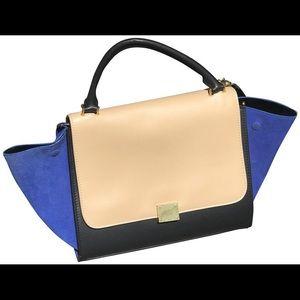 Celine TRAPEZE Shoulder bag mint condition